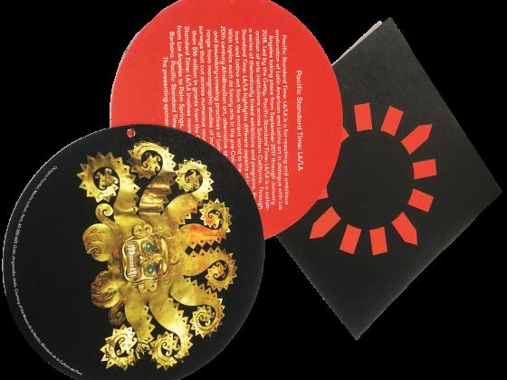 Packaging Print Sample - Handtag - Die Cutting