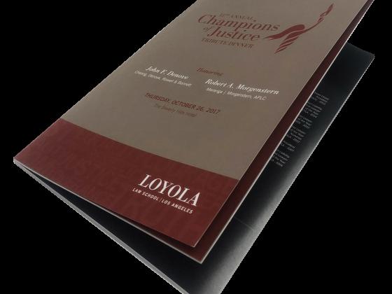 Booklet Print Sample, Digital Printing, Perfect Bound, 4 Color