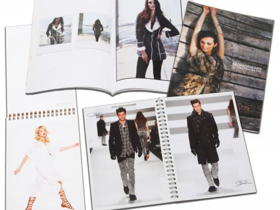 Catalogs, Lookbooks